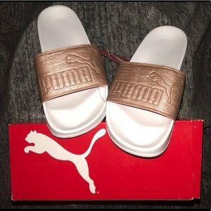 Puma Slides. NWT!!  8.5
